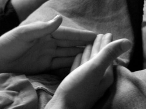 Open Hands Prayer