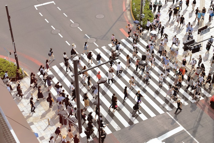 God so loved the world and peace with God crosswalk image.